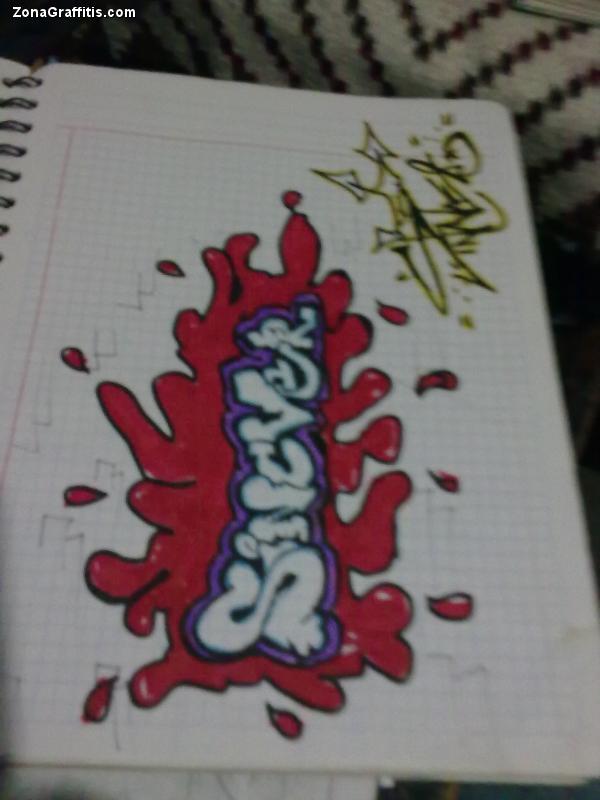 Graffitis En-Cuadernos + Yapa