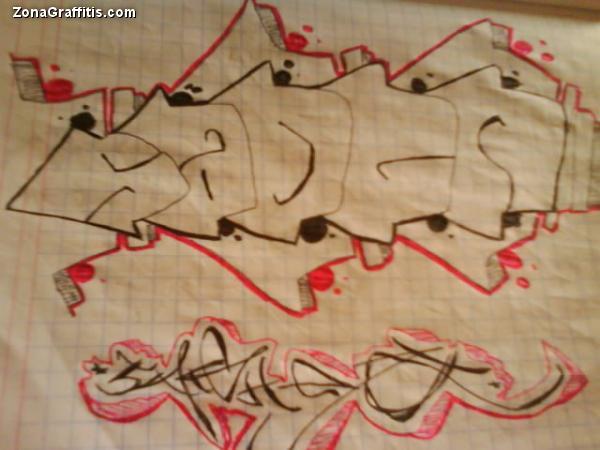 Graffitis En Cuadernos + Yapa